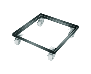 Stainless Steel Octagon Trolley