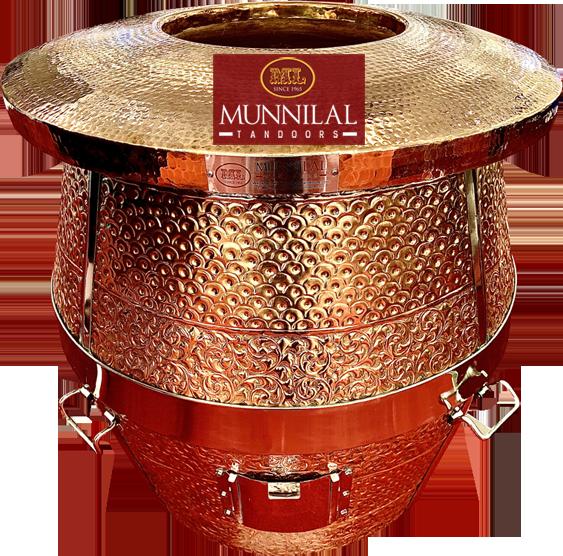 Copper Hammered Tandoor  sc 1 st  Munnilal Tandoors & Copper Hammered Tandoor Manufacturers Suppliers